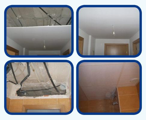 Ofertas preinstalaci n aire acondicinado conductos - Pintura techo bano ...